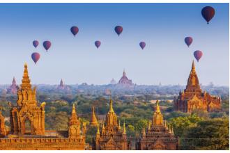 Vietnam Airlines khuyến mại Hà Nội - Yangon chỉ từ 9 USD KHỨ HỒI